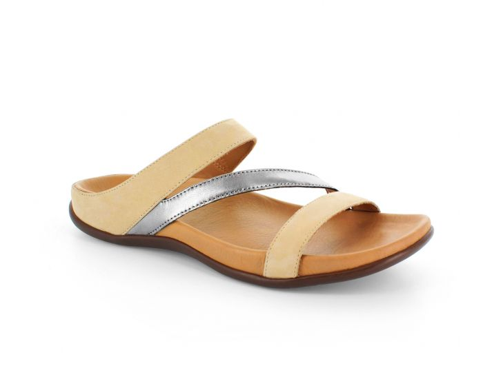 Strive Trio Women Leather Matt Black Strappy Sandals Size UK 3-8